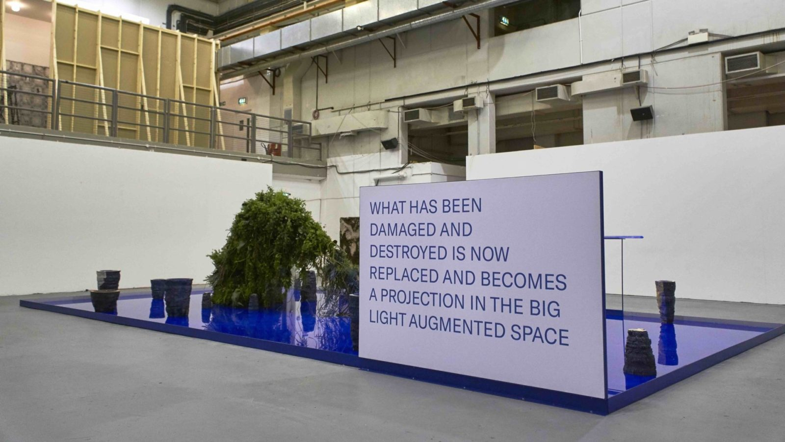 Federico Díaz, BIG LIGHT<br>Space of Augmented Suggestion